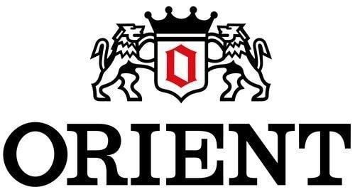 Märkesklocka Orient