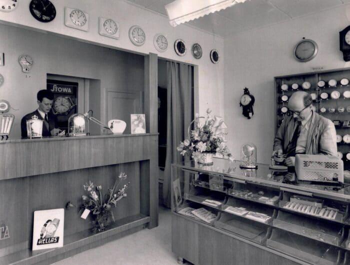 Klockbutik Örebro